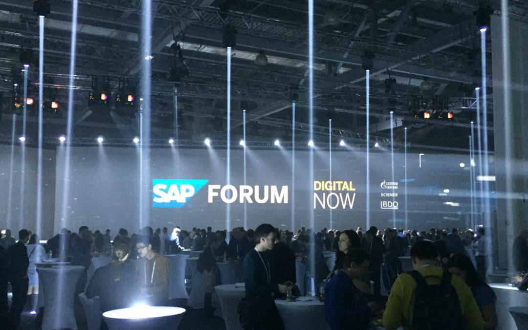SAP Форум 2017