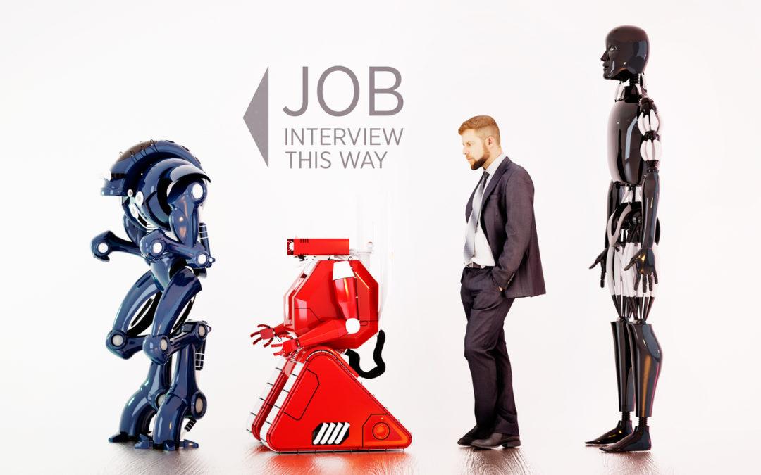 Роботы лишат тебя работы!